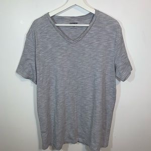 Express XL Flex Stretch v-neck